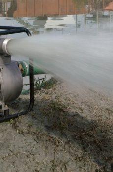 Benzininiai vandens siurbliai